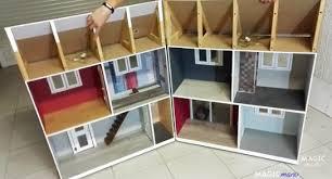 fabriquer maison de poupée en bois le
