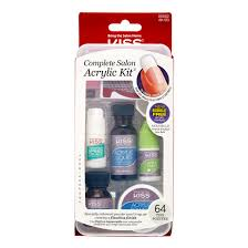 kiss plete salon acrylic kit