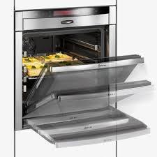 retractable oven door
