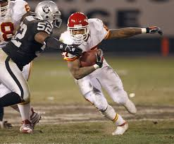 Former Chiefs RB Larry Johnson Shedding Poor Image With 'New Heart'