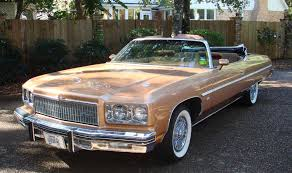 1975 Chevrolet Caprice Classic Convertible 350 2BBL V8 One Owner