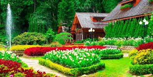 تفسير حلم رؤية الحديقة أو البستان فى المنام لابن سيرين