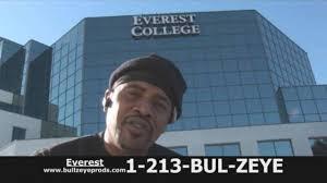 Slink 'Black Jesus' Johnson Spoofs Everest College Commercial