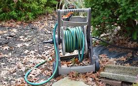 7 best hose reel cart with wheels 2020