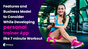 developing personal trainer app
