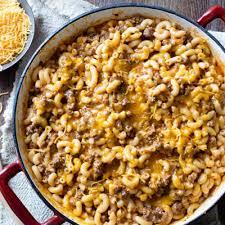 cheeseburger mac and cheese recipe 30