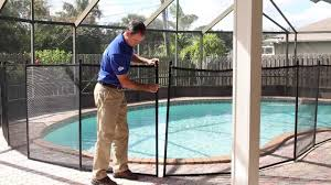 We Re Serious About Pool Fence Safety Youtube