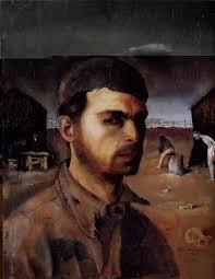 Felix Nussbaum, Self Portrait in the Camp, 1940 | Artist, Art, Art  exhibition