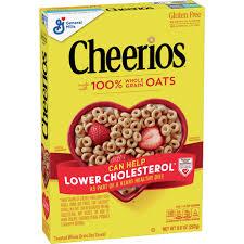 original cheerios gluten free oat