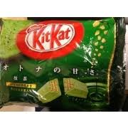 nestle kit kat green tea matcha