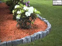 landscape edging stone