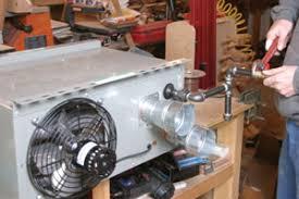 diy and garage heating extreme