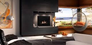 fireplace on windy days