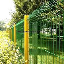 high quality 3d poland fence wire mesh