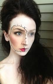 simple half face makeup saubhaya makeup