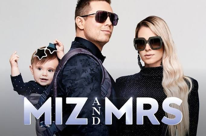 Watch Miz And Mrs. Baby Moon Or Bust 11/18/2020
