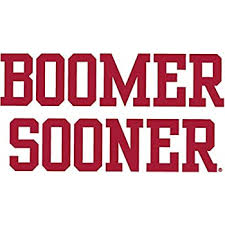 Amazon Com 6 Inch Boomer Schooner Ou University Of Oklahoma Sooners Sooner Logo Removable Wall Decal Sticker Art Ncaa Home Room Decor 6 By 4 Inches Baby