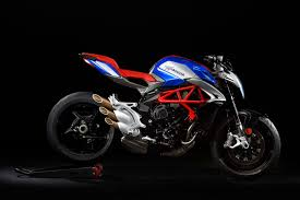 Red, White, and Blue: MV Agusta Brutale 800 America