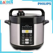 Nồi áp suất điện 5L, công suất 980W Philips HD2136/66 - Gia Dụng ...