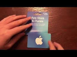 how to redeem apple gift card or code