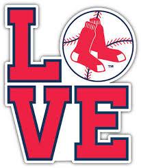 2x Boston Red Sox B Logo Vinyl Sticker Decals Window Car Laptop Baseball