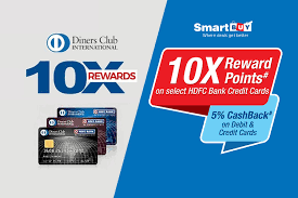 hdfc bank credit card 10x rewards