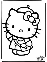Hello Kitty 21 Hello Kitty Kleurplaten
