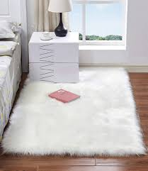 Haresle Soft Shaggy Rug Faux Fur Area Ru Buy Online In Colombia At Desertcart