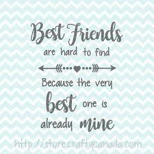 best friends quotes clipart
