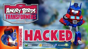 Angry Birds Transformers MOD APK | Angry Birds Transformers