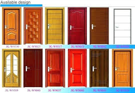 bedroom door painting ideas painted