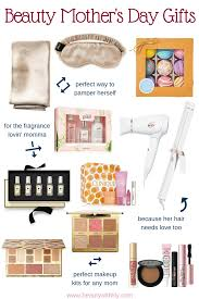 beauty mother s day gifts beauty with