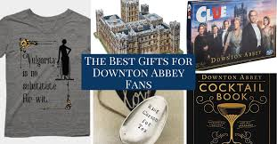 best gifts for downton abbey fans