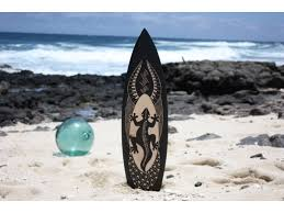 gecko hawaii surf decor gifts