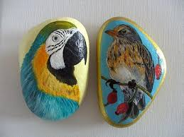 21 rockpainting ideas to create bright