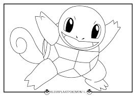 Kleurplaat Van Squirtle Downloaden Bekijk Hier Het Grootste Aanbod