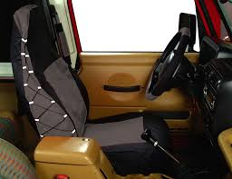 rampage products polycanvas front seat