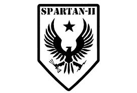 Decal Vinyl Truck Car Sticker Video Games Halo Spartan Ii Badge Wish