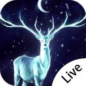 luminous deer live wallpaper 1 0 1 apk