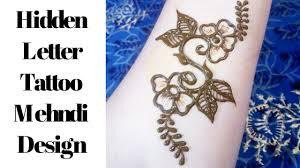 tattoo mehndi design 2019