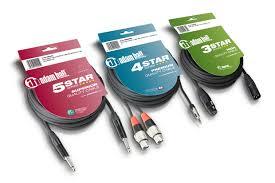 Des câbles conçus pour répondre à toutes les exigences – Adam Hall présente  la nouvelle Gamme de câbles « Série Star » ! | ah Blog (fr)