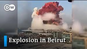 Lebonan Beirut Blast 2020 - YouTube