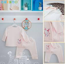 Bộ Kaizoo Tay dài raglan Cotton Xốp hình mặt thỏ 6 tháng - 4 tuổi (RTD2818)  - Royal Fashion - Chuyên đồ sơ sinh và trẻ em cao cấp