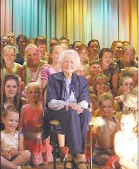 Maryborough mourns the loss of its dancing queen - The Maryborough ...