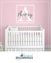 Custom Name Stickers Name Wall Decals Personalized Wall Etsy Wall Letters Nursery Name Wall Decals Girls Wall Decals