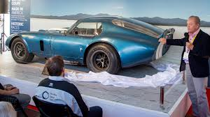 First Shelby Daytona Coupe, Chassis ...