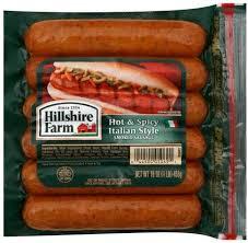 hot y smoked sausage