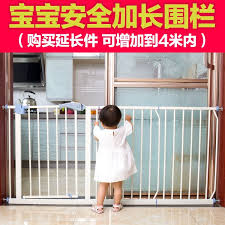 Buy Indoor Baby Guardrail Fence Dog Fence Pet Door Bar Stair Child Home Child Safety Door Bar No Drilling On Ezbuy Th