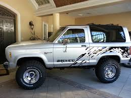 This is my 1988 Ford Bronco II. When I bought it, it was almost useless. My  friends told me that I was crazy, but…   Ford bronco ii, Ford bronco,  Lifted ford trucks