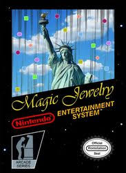 magic jewelry nintendo nes play